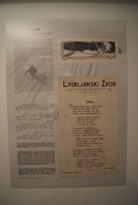 Fran Valenčič: Zima, Ljubljanski zvon, 12. XXIV. 1904 (24. 12. 1904).